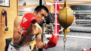 Exercices au sac double élastique