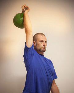 L'entrainement Kettlebell pour la boxe