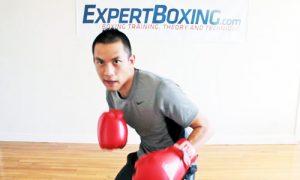 Le mouvement de tête en boxe