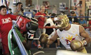 10 Techniques de boxe de pros
