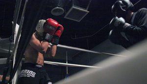 Stratégie avancée de boxe